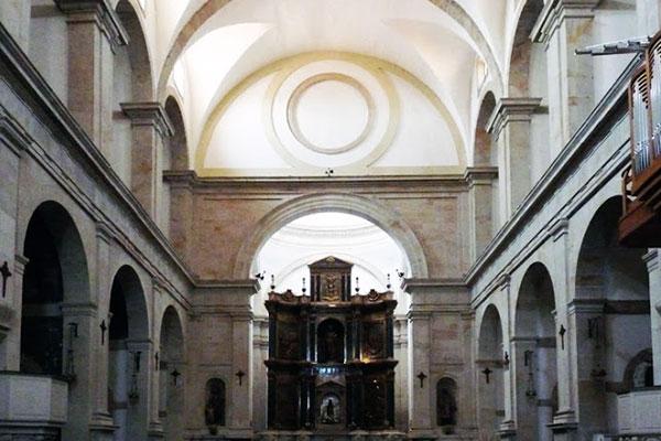 Església Parroquial de Sant Andreu Apòstol